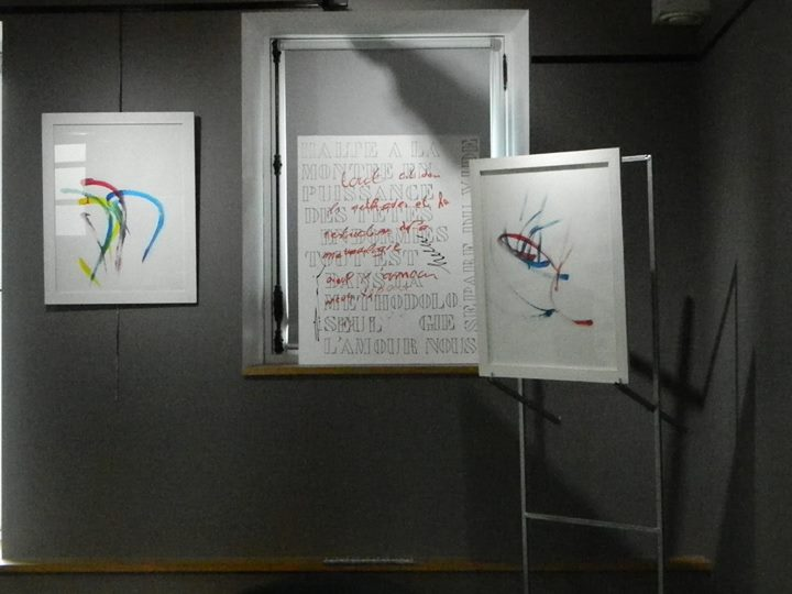 Découvrez les photos du vernissage de l'exposition de Babouillec, à La Porte des Secrets…