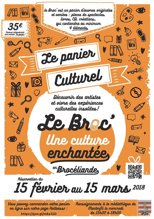 Le Broc' : une culture enchantée en Brocéliande ! Un collectif d'acteurs locaux (associations,…