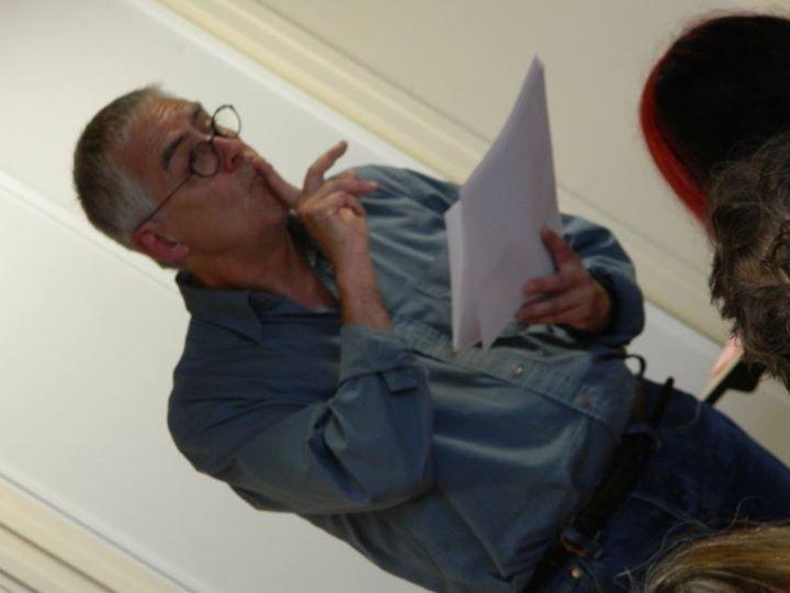 A l'invitation de Dixit Poétic, le poète Jacques Jouet, invité du festival «Et Dire…