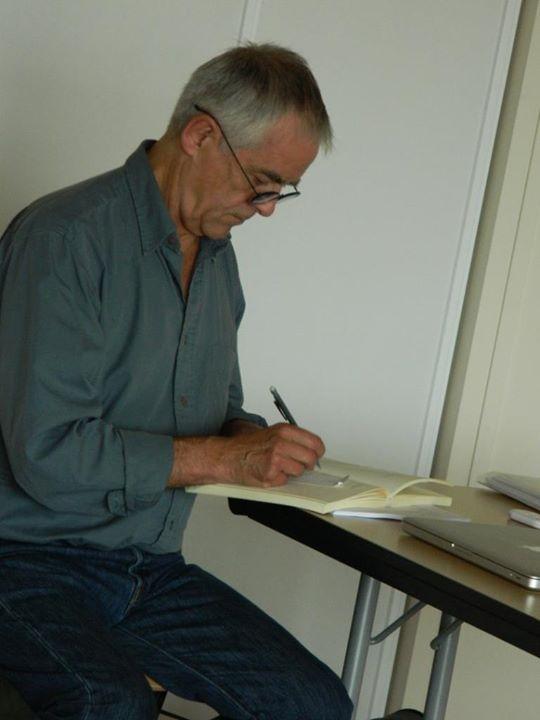 Lecture de Jacques Jouet à la médiathèque Julien Gracq de Plélan-le-Grand, le samedi 5…