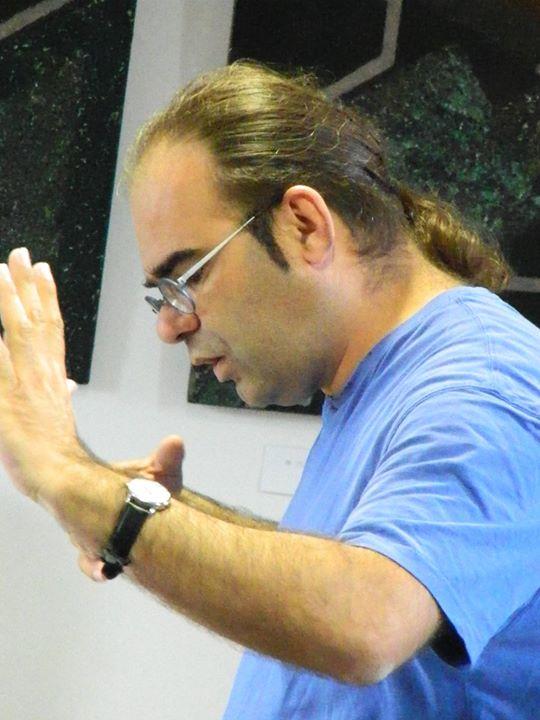 Lecture de Sébastien Lespinasse le dimanche 6 juillet dans l'Office de Tourisme «La Porte…