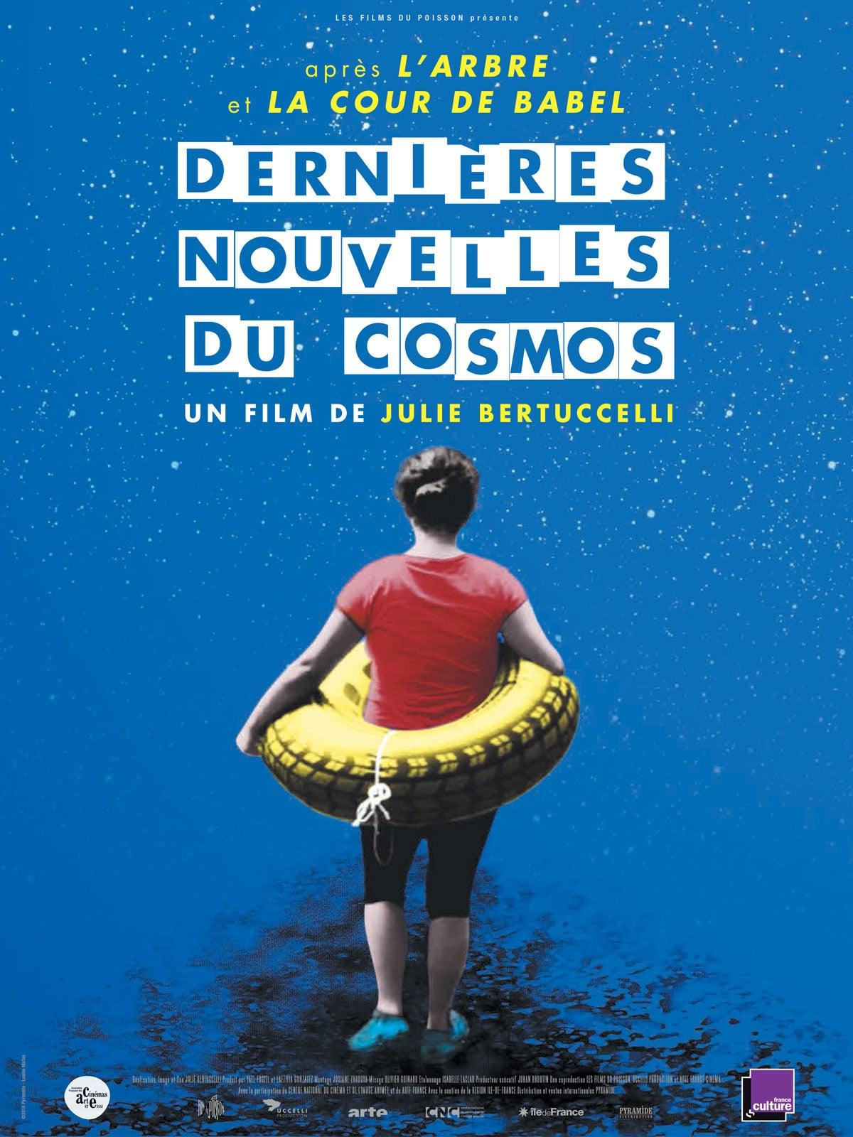 """C'est demain ! Projection au cinéma L'Hermine de Plélan-le-Grand du documentaire """"Dernières nouvelles du…"""