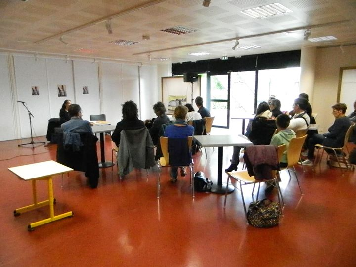 Après-midi du samedi 1er juillet à la médiathèque Julien Gracq, pour écouter et échanger…